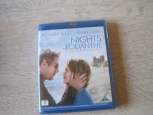 nighits in rodanthe og  lady in the wate
