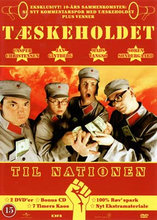 2 dvd/1 cd ; TÆSKEHOLDET ; Til Nationen
