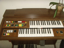 Yamaha Electrone El-orgel model B35