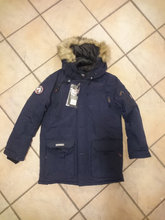 Geographical Norway parka, ny