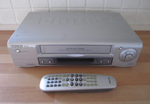 VHS-video, Philips