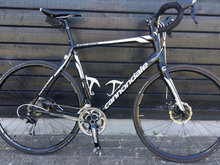 Cannondale Synapse CAAD str58 ST105