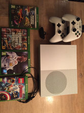 XBox One S - White Edition