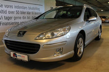 Peugeot 407 SW 1,6 HDI Perfection 109HK Stc