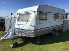 Campingvogn Hymer