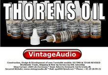 THORENS ORIGINAL BEARING OIL