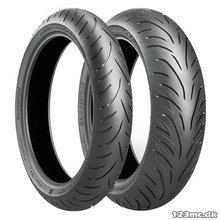Bridgestone Battlax T31 110/70-17