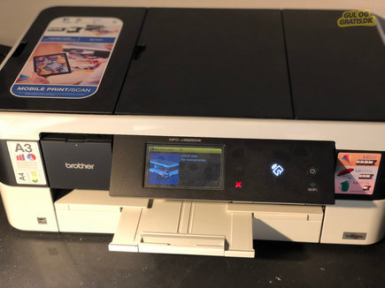 Printer Brother MFC-J4625, billede 1
