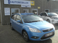 Ford Focus 1,6 TDCi 109 stc. ECO