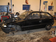 Opel astra reservedele