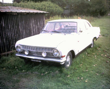 Opel Rekord Olympia Coupe 1700S