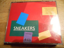 Sneakers Totale 4 dobbelt CD