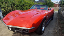 Corvette Stingray Cabriolet 1969