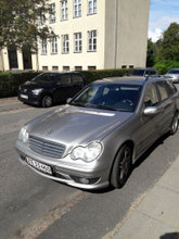 Mercedes c 180 1.8 kromp.