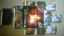 X-Box 360 Resident Evil 5 limited edit.