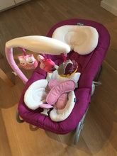 Chicco vippestol i pink