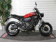 Yamaha XSR 700 ABS - Brilliant Red