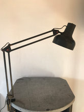 Arkitektlampe, sort (retro)