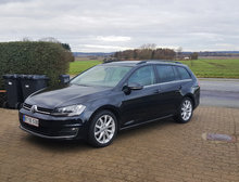 W Golf VII 2,0 TDi 150 Highline Variant