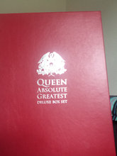 Queen Absolute Greatest Deluxe Box Set