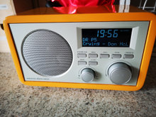 Dab + radio retro