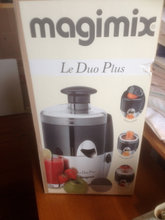 Magimix Le Duo Plus