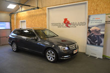 C220 2,2 CDi Avantgarde st.car aut. BE