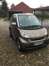 BILLIG SMART CAR LAVT KM
