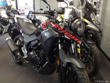 Suzuki DL 250 V-Strom Adventure Edition