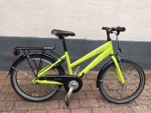 Winther pigecykel 20""