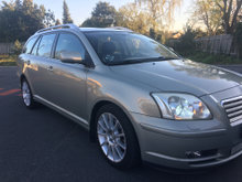 Toyota Avensis, 2,0 Sol stc.