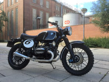 BMW r 100 rs scrambler