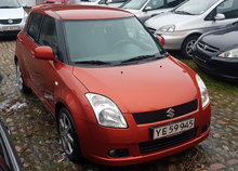 Suzuki Swift 1.3i, 1-ejers, dameejer
