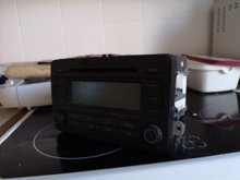 VW golf 5 oem radio