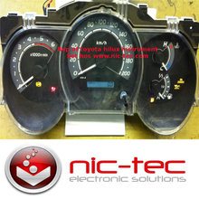 Speedometer Reparation Toyota Hilux