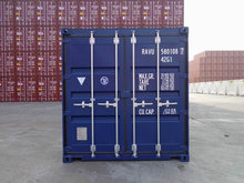 20 fods container, Nye 20' conta...