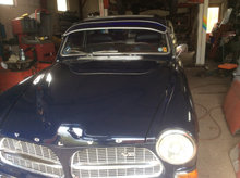 Volvo amazon  reservedele