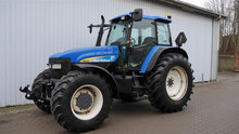 New Holland TM 165 SS