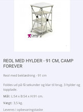 Camping reol - campforever