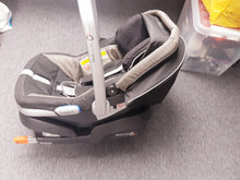 Autolift med ISOFIX - BYD.