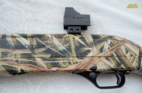 Winchester SXP 12/89 Waterfowl  Pumpgun, billede 1