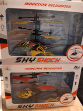 SKY SHOCH -INDUCTION HELICOPTER