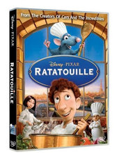 Udgået ; DISNEY ; Ratatouille ;