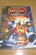 DISNEY; OLIVER OG CO; NY I FOLIE: