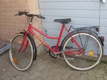 Pigecykel Winther