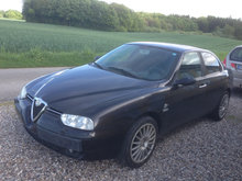 Alfa 2.0 Berlina TwinSpark årg. 2002