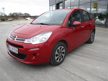 Citroën C3 1,0 VTi Seduction 68HK 5d