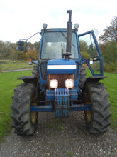 ford 6610 4 WD