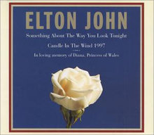 Elton John ; Candle in the wind 1997