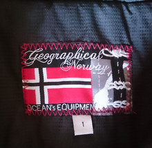 Geographical Norway jakke, small